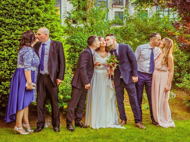 La boda de Héctor y Antía en Mondariz (Balneario), Pontevedra 44