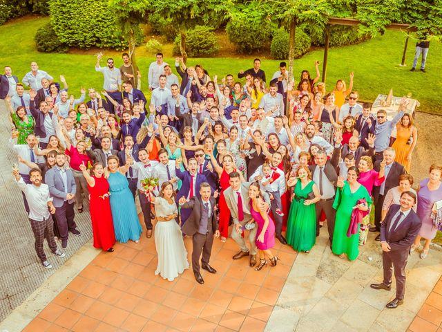 La boda de Héctor y Antía en Mondariz (Balneario), Pontevedra 46