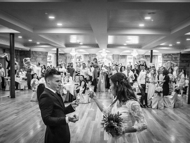 La boda de Héctor y Antía en Mondariz (Balneario), Pontevedra 48