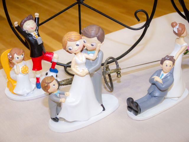 La boda de Héctor y Antía en Mondariz (Balneario), Pontevedra 51