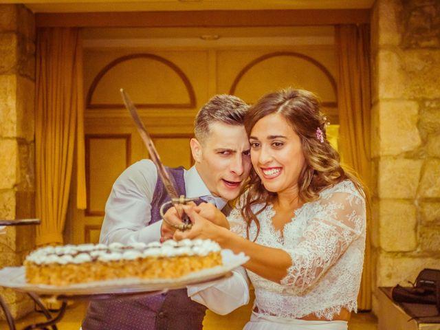 La boda de Héctor y Antía en Mondariz (Balneario), Pontevedra 52