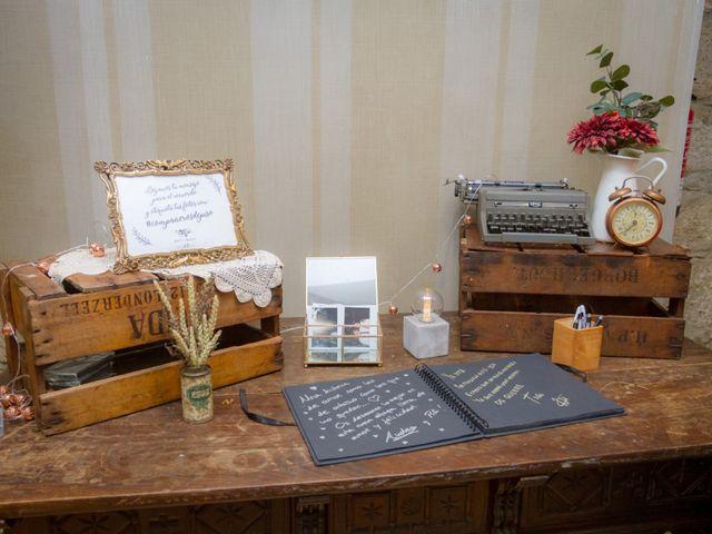 La boda de Héctor y Antía en Mondariz (Balneario), Pontevedra 55