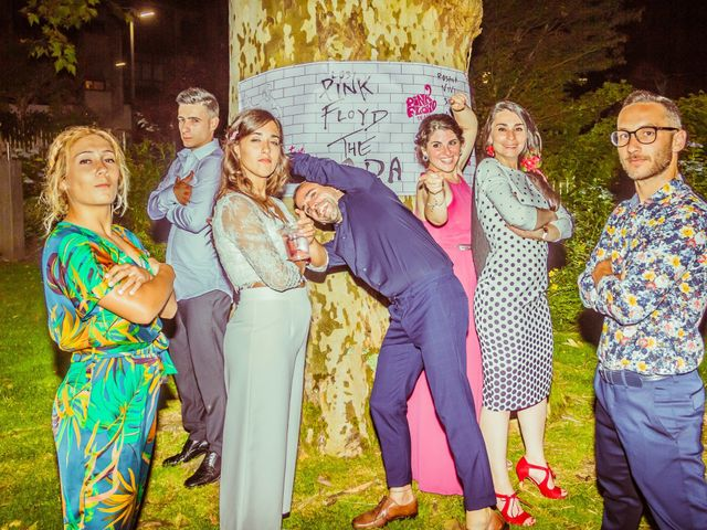 La boda de Héctor y Antía en Mondariz (Balneario), Pontevedra 59