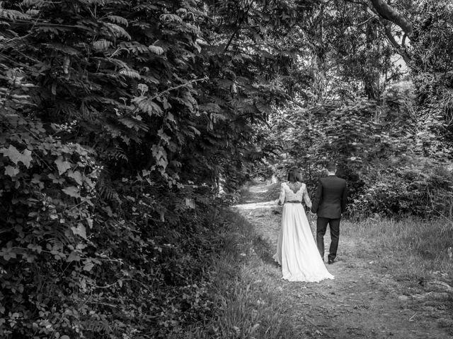 La boda de Héctor y Antía en Mondariz (Balneario), Pontevedra 60