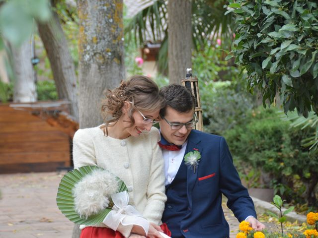 La boda de Natalia y Alberto