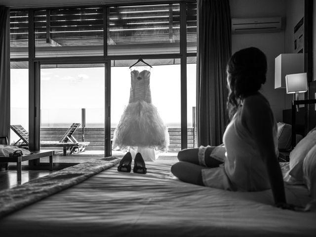 La boda de Alejandro y Sonia en L' Ametlla De Mar, Tarragona 13