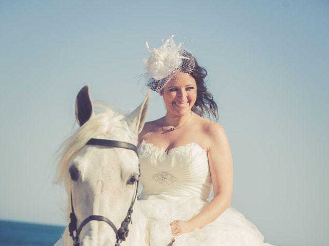 La boda de Alejandro y Sonia en L' Ametlla De Mar, Tarragona 27