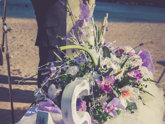 La boda de Alejandro y Sonia en L' Ametlla De Mar, Tarragona 29