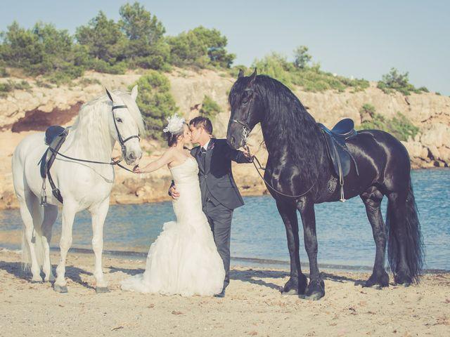 La boda de Sonia y Alejandro