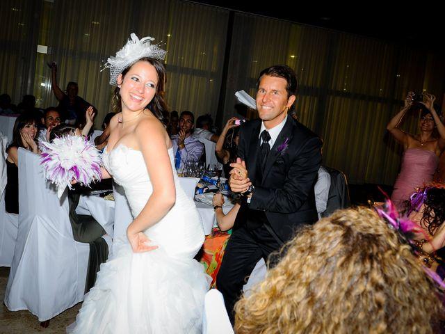 La boda de Alejandro y Sonia en L' Ametlla De Mar, Tarragona 39