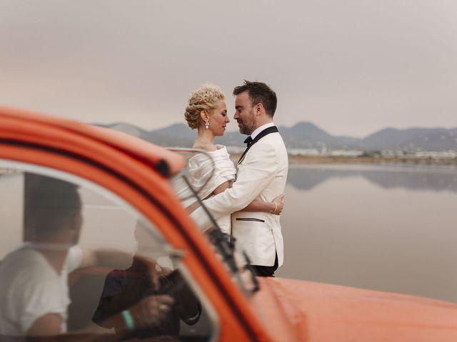La boda de Guille y Paula en Sant Josep De Sa Talaia/sant Josep De La, Islas Baleares 5