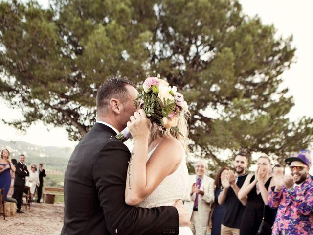 La boda de David y Mireia en La Bisbal Del Penedes, Tarragona 32