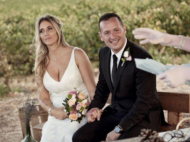 La boda de David y Mireia en La Bisbal Del Penedes, Tarragona 38