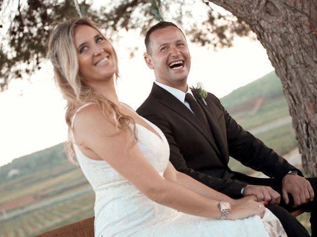 La boda de David y Mireia en La Bisbal Del Penedes, Tarragona 44