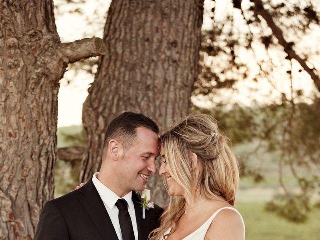 La boda de David y Mireia en La Bisbal Del Penedes, Tarragona 54