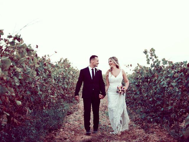 La boda de David y Mireia en La Bisbal Del Penedes, Tarragona 56