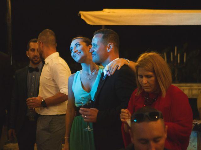 La boda de David y Mireia en La Bisbal Del Penedes, Tarragona 61
