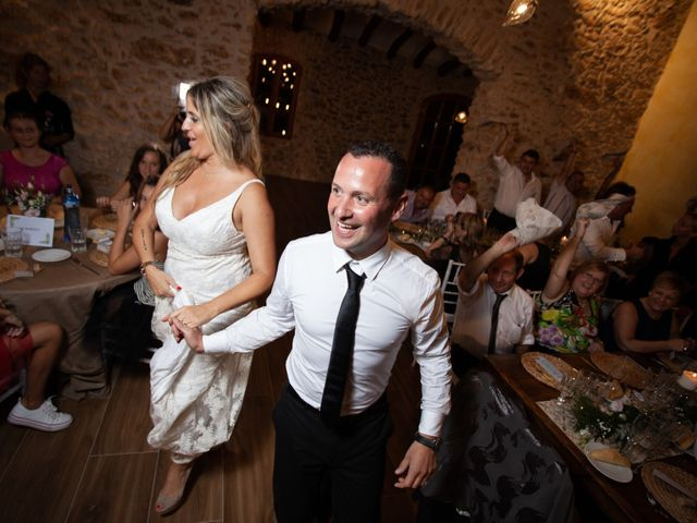La boda de David y Mireia en La Bisbal Del Penedes, Tarragona 66