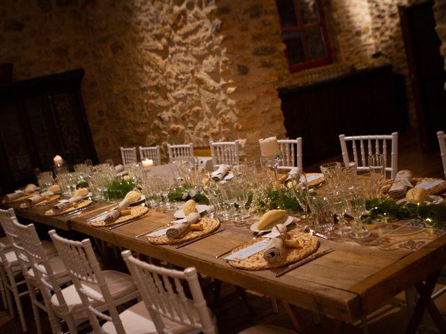 La boda de David y Mireia en La Bisbal Del Penedes, Tarragona 80