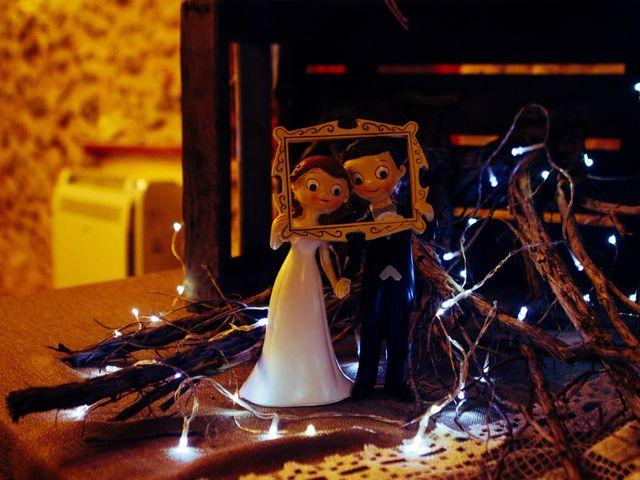 La boda de David y Mireia en La Bisbal Del Penedes, Tarragona 83