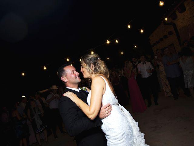 La boda de David y Mireia en La Bisbal Del Penedes, Tarragona 85