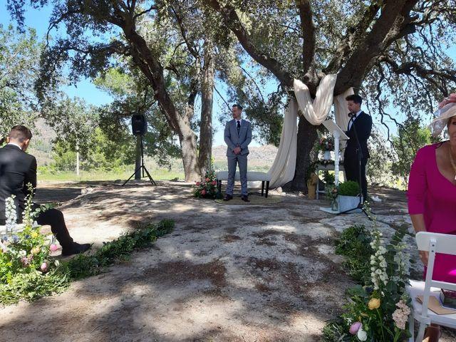 La boda de Victor  y Mónica  en Xàtiva, Valencia 6