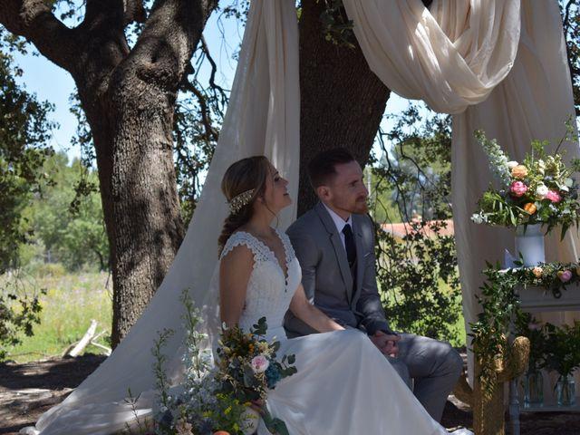 La boda de Victor  y Mónica  en Xàtiva, Valencia 1
