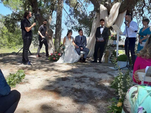 La boda de Victor  y Mónica  en Xàtiva, Valencia 11