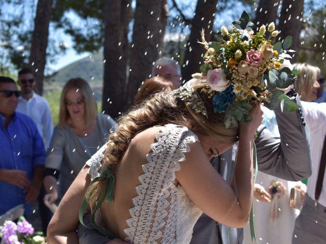 La boda de Victor  y Mónica  en Xàtiva, Valencia 2