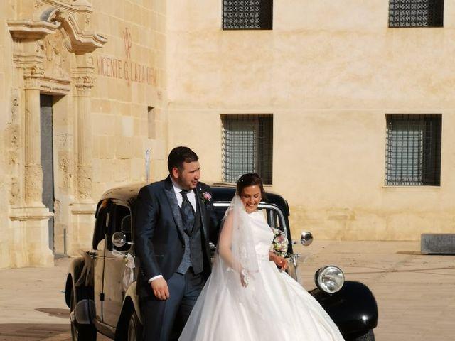La boda de José vicente  y Miriam en Santa Faz, Alicante 3