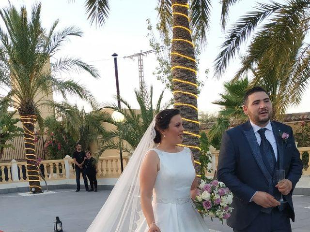 La boda de José vicente  y Miriam en Santa Faz, Alicante 5