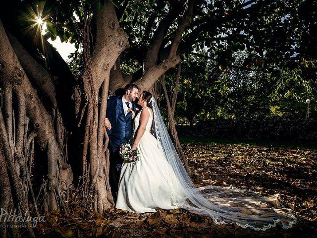 La boda de José vicente  y Miriam en Santa Faz, Alicante 9