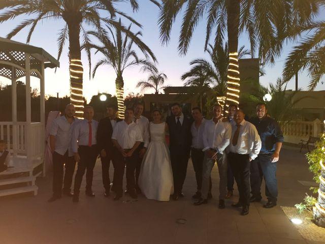 La boda de José vicente  y Miriam en Santa Faz, Alicante 11