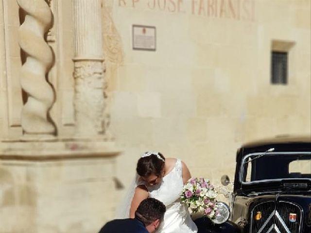 La boda de José vicente  y Miriam en Santa Faz, Alicante 12