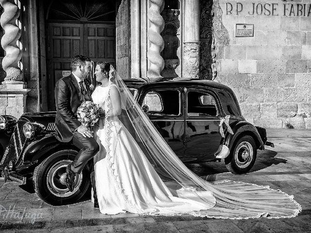 La boda de José vicente  y Miriam en Santa Faz, Alicante 13
