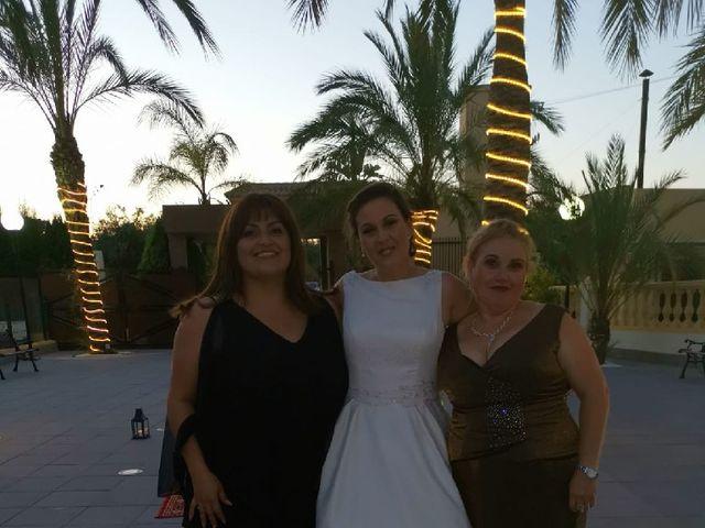 La boda de José vicente  y Miriam en Santa Faz, Alicante 15