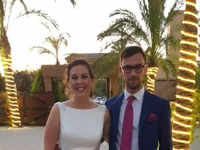 La boda de José vicente  y Miriam en Santa Faz, Alicante 16