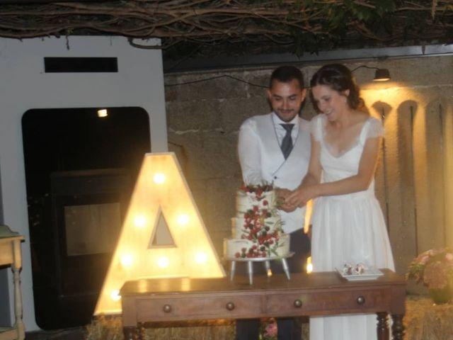 La boda de Alberto y Fátima en Vilaboa (Graña), Pontevedra 3