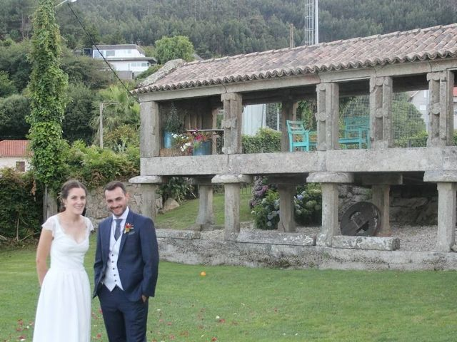 La boda de Alberto y Fátima en Vilaboa (Graña), Pontevedra 4