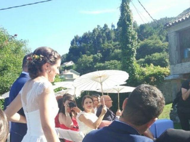 La boda de Alberto y Fátima en Vilaboa (Graña), Pontevedra 5