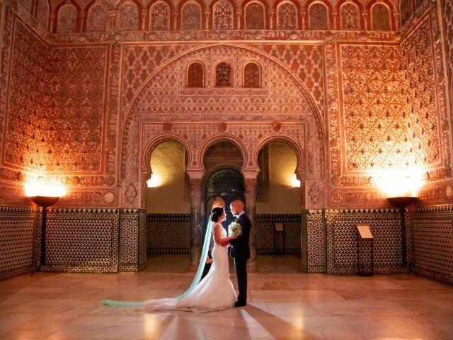 La boda de Ballu y Marina en Utrera, Sevilla 17