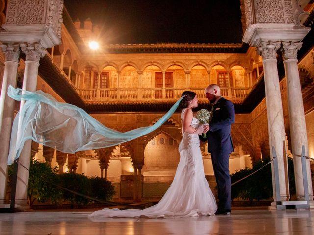 La boda de Ballu y Marina en Utrera, Sevilla 18
