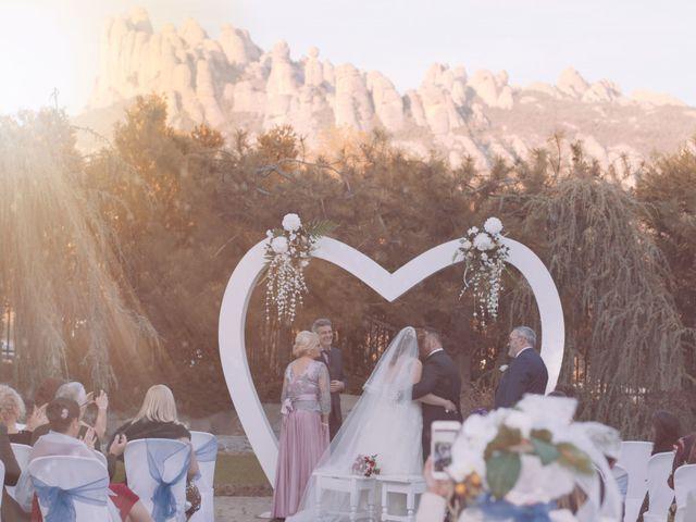 La boda de Juan Diego y Tere en El Bruc, Barcelona 1