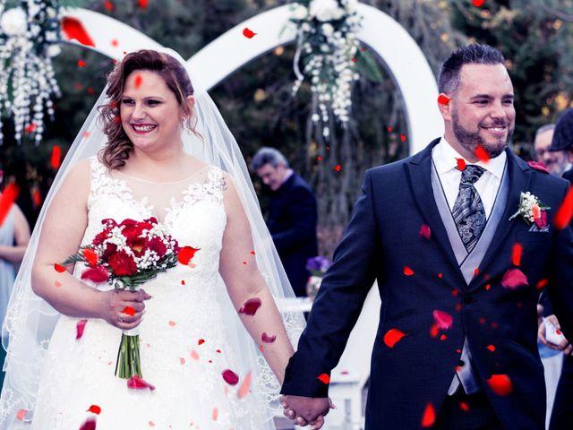 La boda de Juan Diego y Tere en El Bruc, Barcelona 2