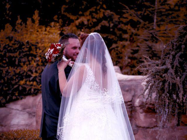 La boda de Juan Diego y Tere en El Bruc, Barcelona 9