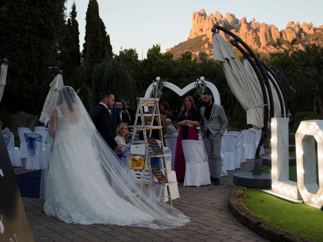 La boda de Juan Diego y Tere en El Bruc, Barcelona 34
