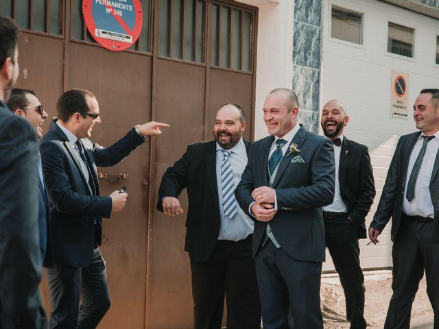 La boda de Antonio y Beatriz en Los Villares, Jaén 13