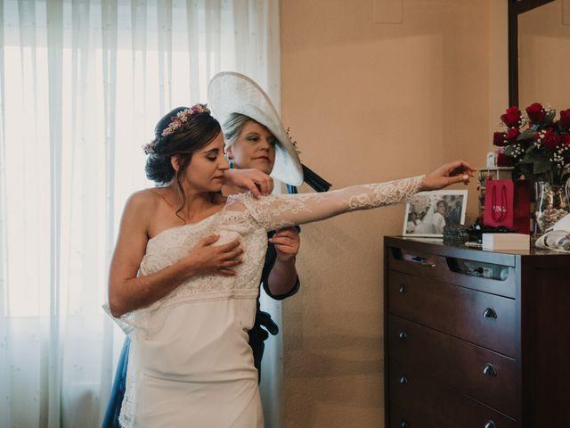 La boda de Antonio y Beatriz en Los Villares, Jaén 17