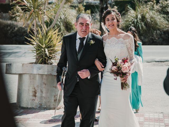 La boda de Antonio y Beatriz en Los Villares, Jaén 29