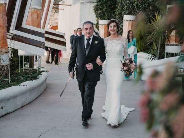 La boda de Antonio y Beatriz en Los Villares, Jaén 30